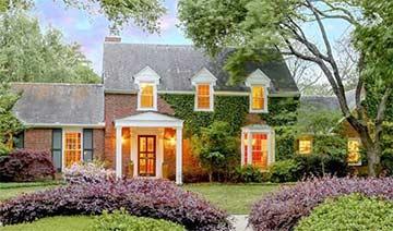 美国顶级富人别墅区 环境优美令人大开眼界