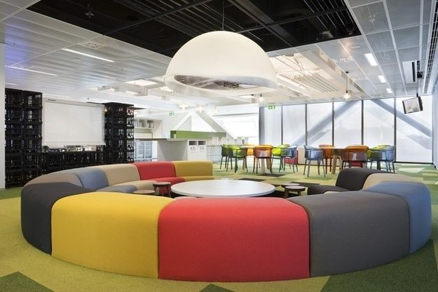 全球最舒适温馨的创意办公室(1/27) -  东方.旭 - 东方.旭的博客