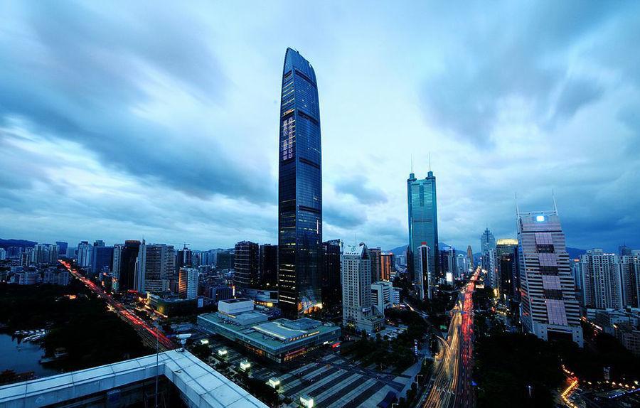 中国摩天大楼最多的十座城市 摩天楼泡沫被指全球最大