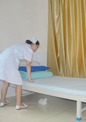海南人和戒毒康复医院病房