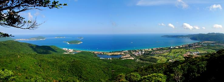 三亚--亚龙湾热带天堂森林公园图片