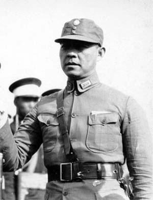 令日军胆颤的抗日名将(组图)
