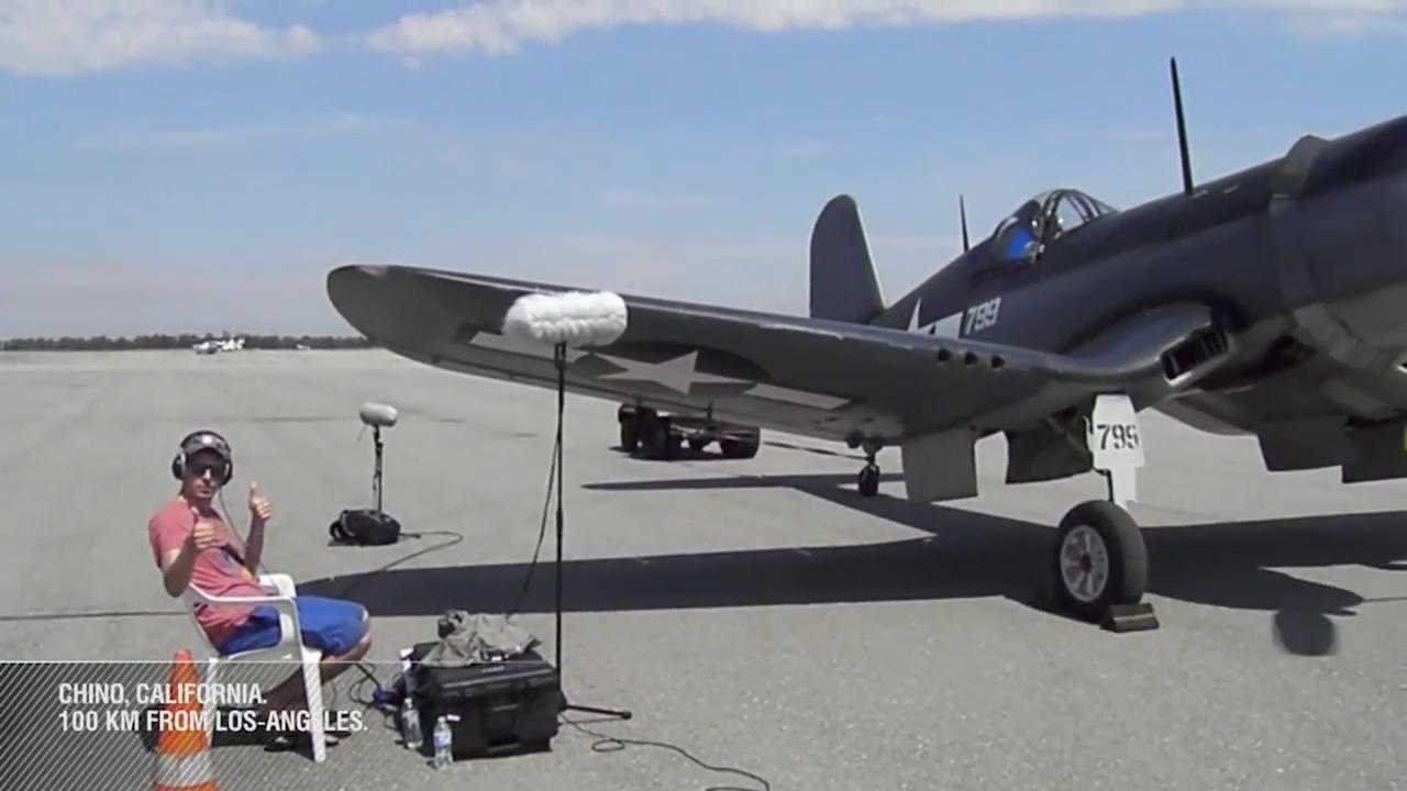 战机世界机场内实录引擎音效