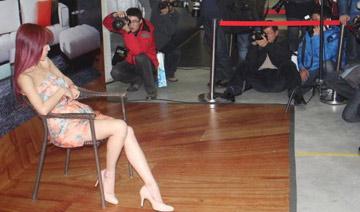 Showgirl神似日本女星