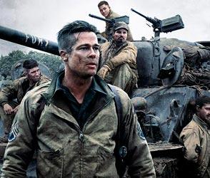 布拉德·皮特现身《坦克世界》资料片