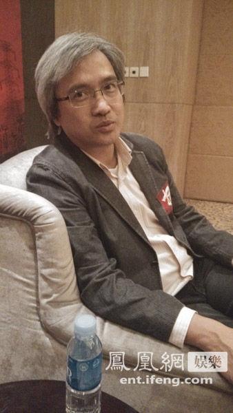 陈木胜一定不是什么大师导演