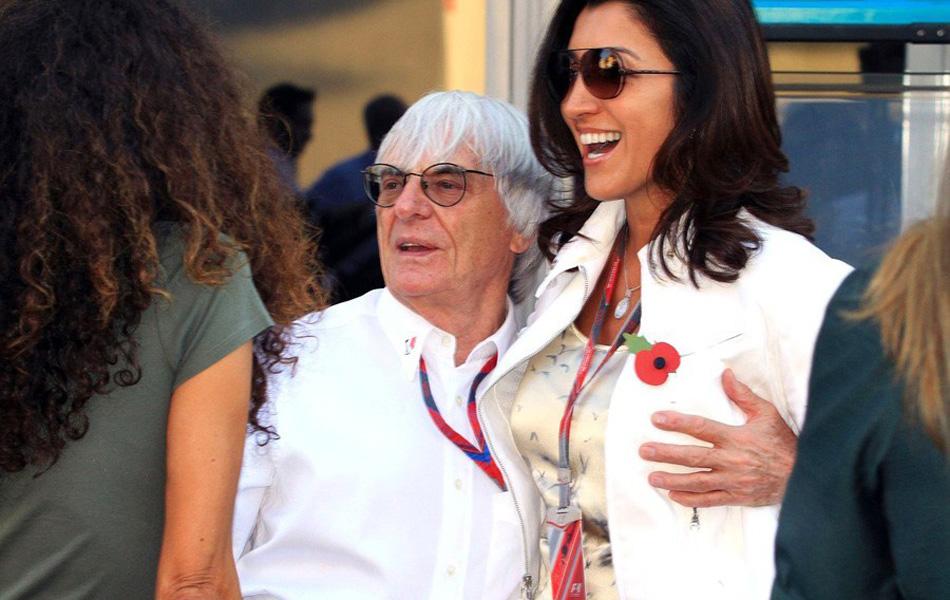 81岁f1老板娶35岁巴西美女