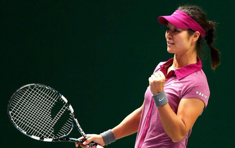 2013年10月26日,土耳其伊斯坦布尔,2013WTA年终总决赛半决赛,李娜2-0科维托娃,首次进决赛创亚洲历史。