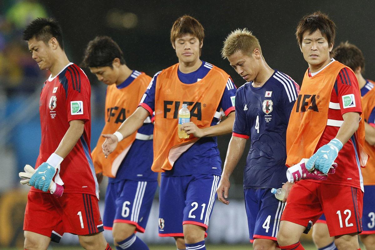 亚洲创12年世界杯最差战绩 4队6战3平3负无胜