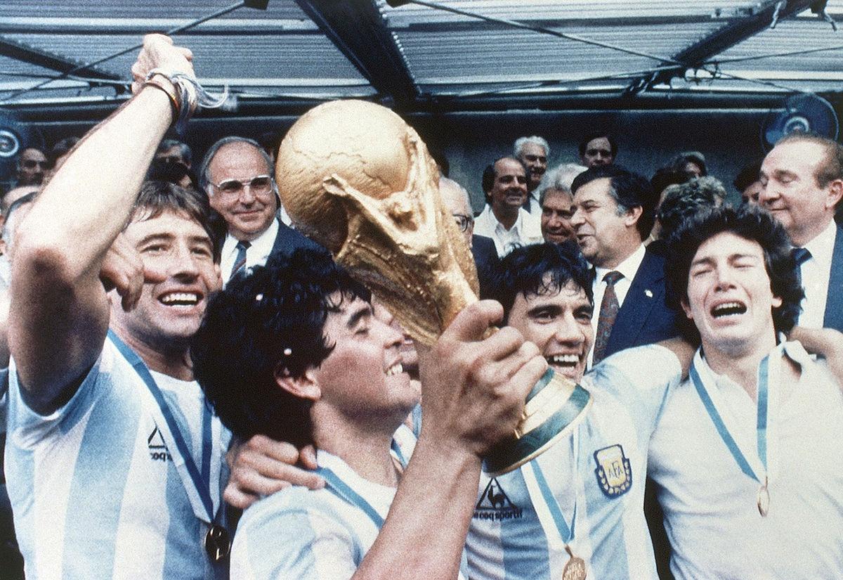 阿根廷3-2西德。