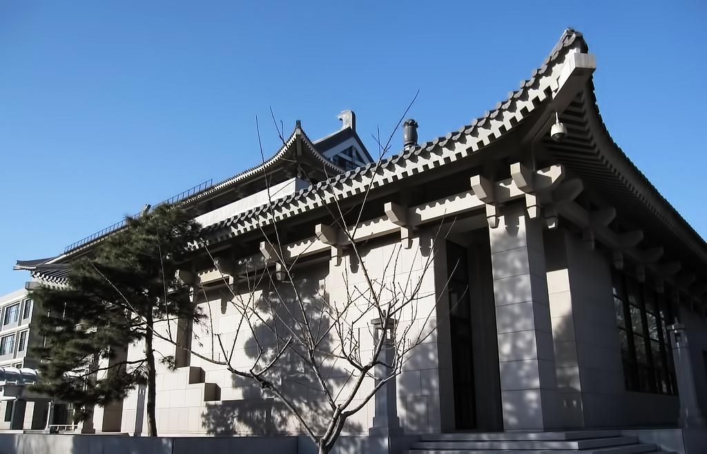 北大建筑灵魂-北京大学图书馆