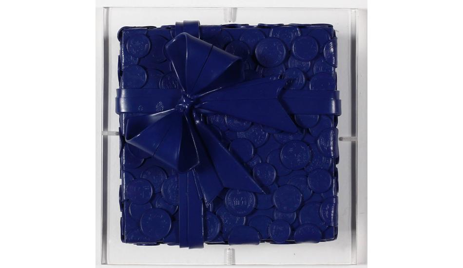 作品名称:画人民币-礼物系列6