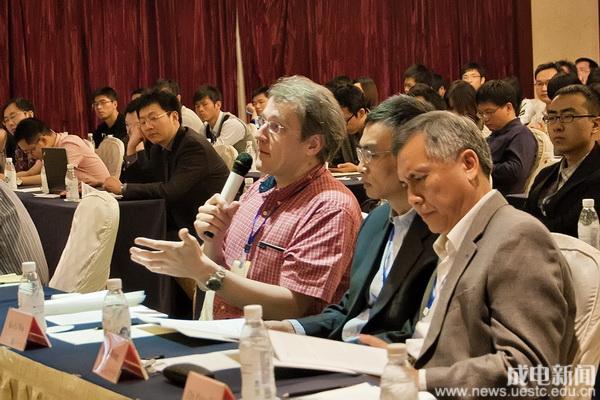 学校成功举办2012微波毫米波电路与系统国际会议