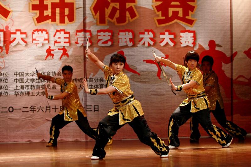 图片说明 竞艺武术大赛2