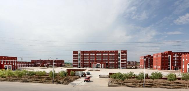 同济建筑设计院完成了其从方案到施工图的全过程设计