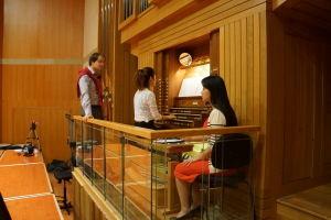 2013北京国际管风琴与电子管风琴学术论坛在我院成功举办图片
