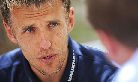菲尔内维尔宣布退役 曼联92黄金一代仅剩吉格斯