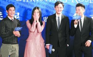 杨采妮/本报讯(记者陈滨)香港美女演员杨采妮当上了导演。
