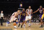 NBA-湖人85-92尼克斯[高清大图]