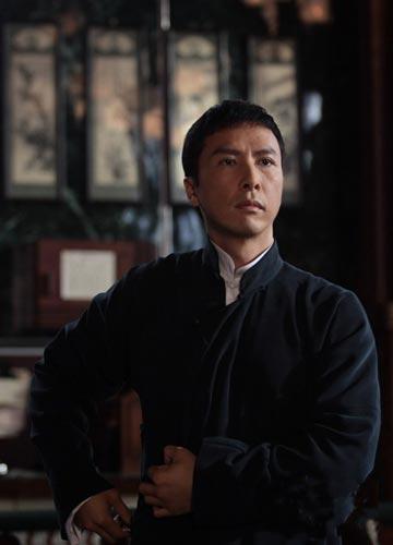 《叶问2》剧照曝光 甄子丹称最后一次演叶问图片