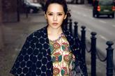 """近日,伊能静趁参加柏林电影节的间隙,在柏林街头拍摄一组时尚街拍。本次在柏林电影节担任""""Shooting Star(猎星项目)国际推广大使""""的伊能静,在柏林街头身着某平民品牌与时尚大牌2012未曝光的合作款。伊能静也成为第一位穿着该品牌的亚洲女星。"""