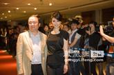 高希希、林心如出席2011中国慈善排行榜明星慈善夜活动