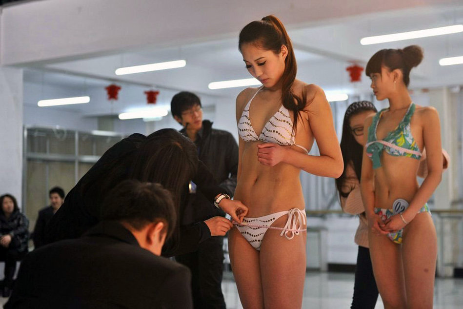高清:中国超级模特大赛吉林赛区掠影 城市频道