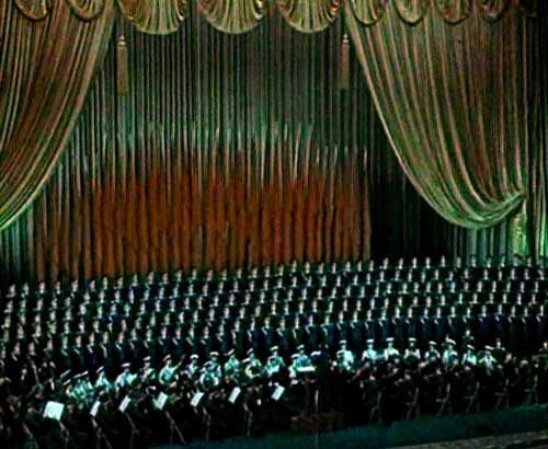 1959年国庆:将星闪耀的将军合唱团