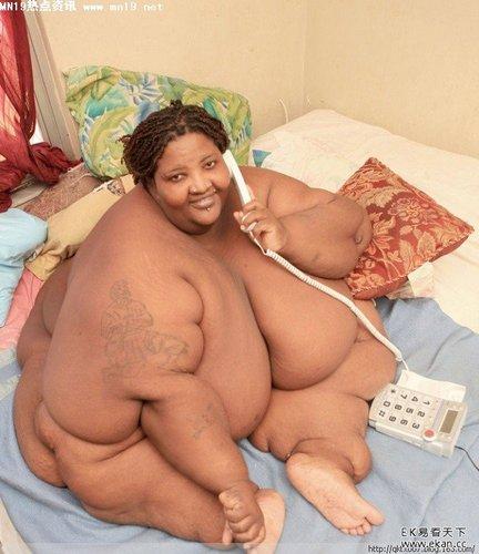 美40岁辣妈产后增肥至600斤 裸体生活16年(组图)