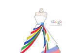 """Google有否想过当你平常浏览的网站变成华丽晚礼裙,会是什么样子?近日,设计师Victor Faretina便以此为灵感,将知名网站,诸如Google、Facebook、Twitter、Youtube等等网站的Logo作为晚礼裙的设计元素。其中不少裙子看上去还不错,华丽又简约。爱恶搞的国内网友还为""""人人网""""也设计了一套晚礼服。"""
