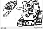 超级萌货 玩家想象中的法系弹夹式火炮