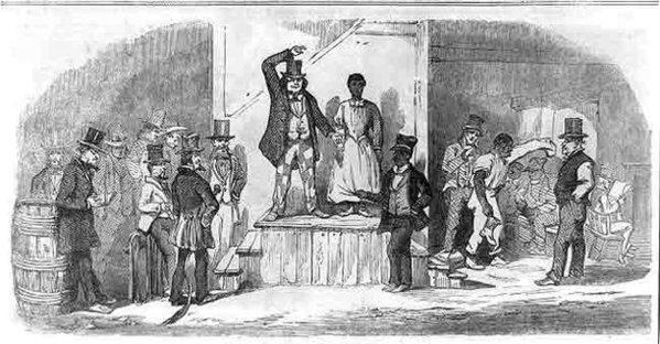 美妻性奴吏_世界最早的性奴交易 扒光拍卖场面火爆(组图)