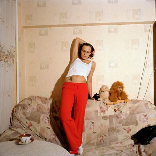 俄罗斯25岁艾滋病女孩恋爱生活真实记录组图