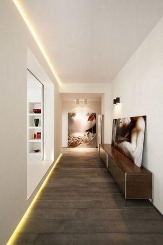 浅灰实木地板清爽墙面打造明亮通透欧式住宅