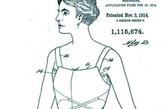 """""""胸罩""""一词据说第一次出现在1907年。那年美国版的时尚杂志《VOUGE》印有这个怪怪的字眼:bra;并于4年后(1911年)被正式写入牛津词典。欧洲文艺复兴以前,女性身体几乎不加束缚,贵妇们穿上衬裙作为内衣。"""