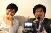 [读书会第45期组图]熊培云与刘瑜在凤凰网读书会现场