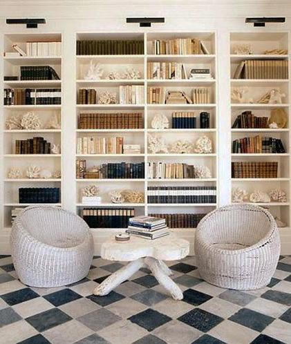 让你瞠目结舌的10个书房设计-沂蒙家居网 www.yimengjiaju.com www.yimengjiaju.com