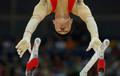 中国队出战体操男团资格赛