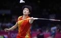 汪鑫出战羽毛球女单30日比赛