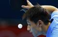 乒乓球男单第3轮,张继科4-0王博
