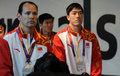 刘翔抵达伦敦备战奥运