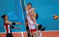 女排3比2苦胜韩国 小组第二晋级