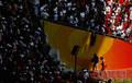 图片回顾:2008北京奥运刘翔退赛