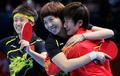 女乒团体决赛 中国3-0日本