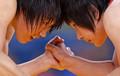 女子自由式摔跤63公斤级 景瑞雪晋级八强