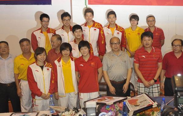 """...2016年奥运会.叶诗文在微博上透露\""""我们组不放假!!!!不过每..."""