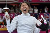 女子现代五项 中国名将获第5
