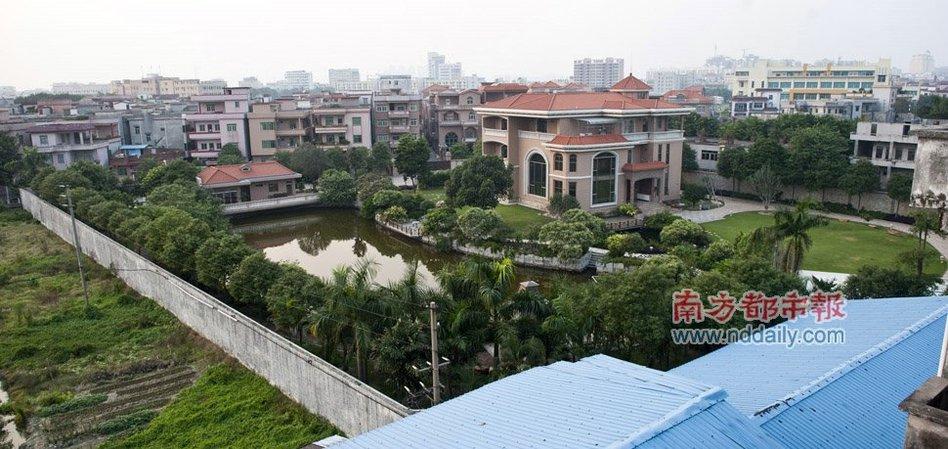 村官豪宅7000平米 5个工人服侍 - 亿朵雪花 - 亿朵雪花