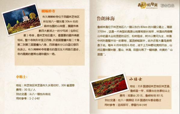 林芝旅游攻略 探访西藏小江南