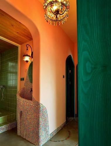 绚丽波西米亚风格家居设计 让生活充满活力